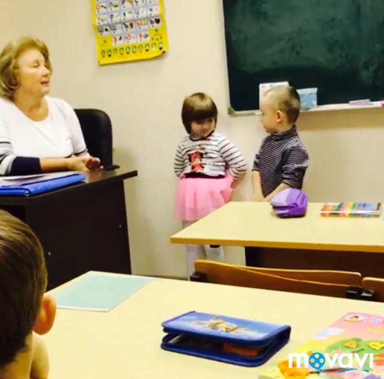 Подготовка к школе в Перово