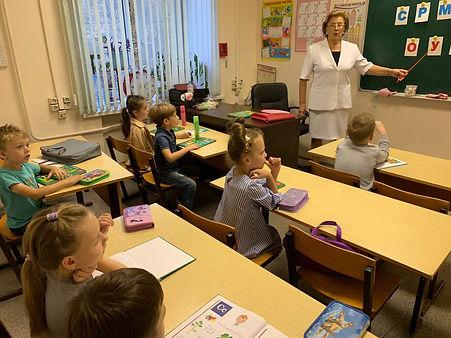 подготовка к школе в Перово Новогиреево