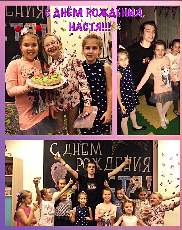 Яркий детский праздник в Перово