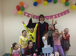 Детский день Рождения в Перово