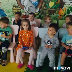 Развитие детей ГКП Перово