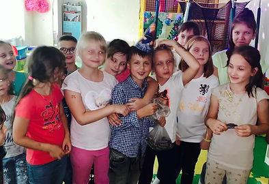 Детский городской лагерь Москва