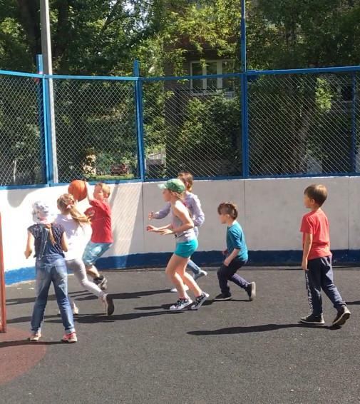 Детский лагерь ВАО
