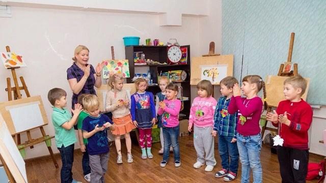 Студия творчества для детей в Перово