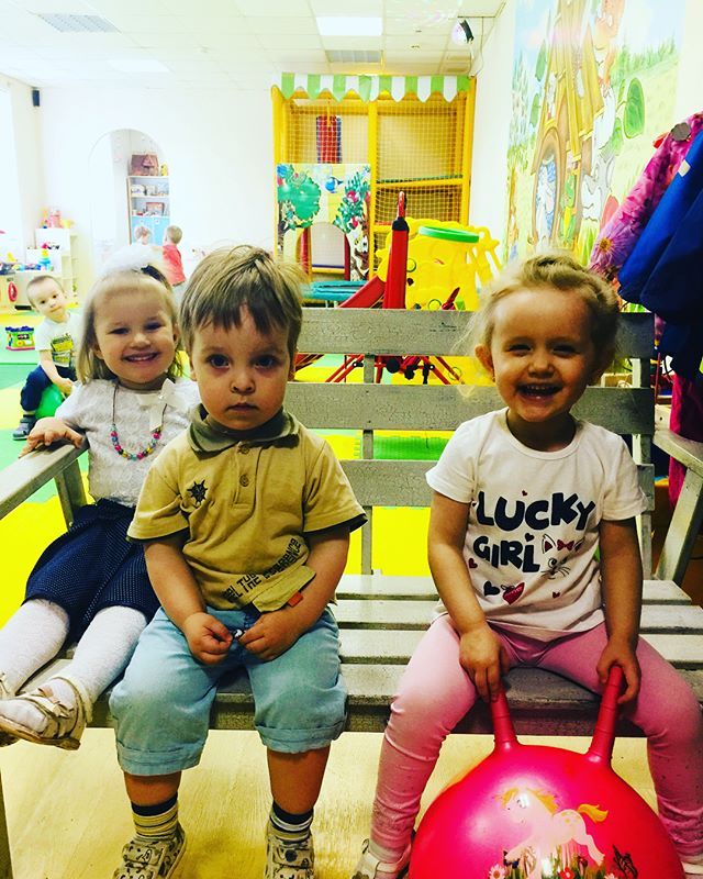 приглашаем детей с 1, 5 года до 3 лет в группы кратковременного пребывания. Занятия проходят ежеднев