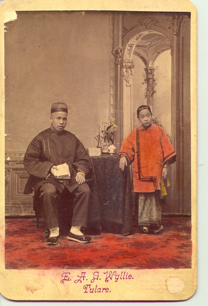 Ling and Mary Joe