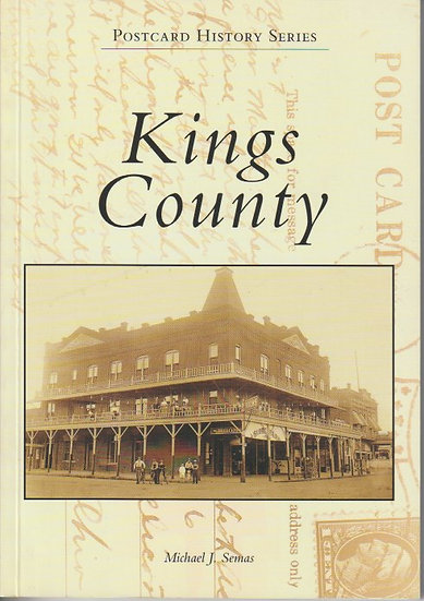 Kings County By Michael J. Semas