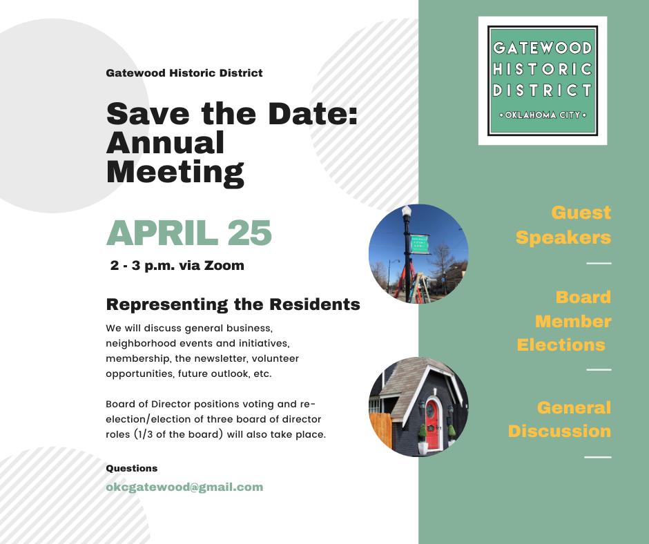 Gatewood Annual Meeting FB