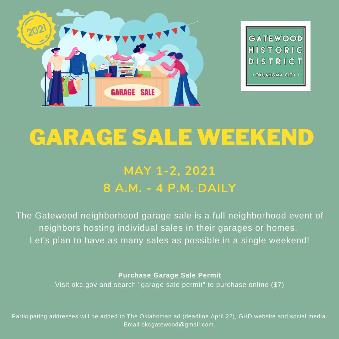 garage sale IG
