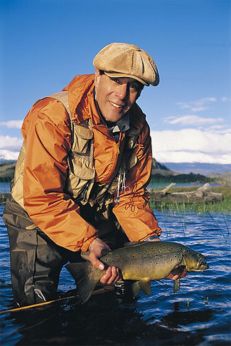 Sign up for travel newsletter about fly fishing
