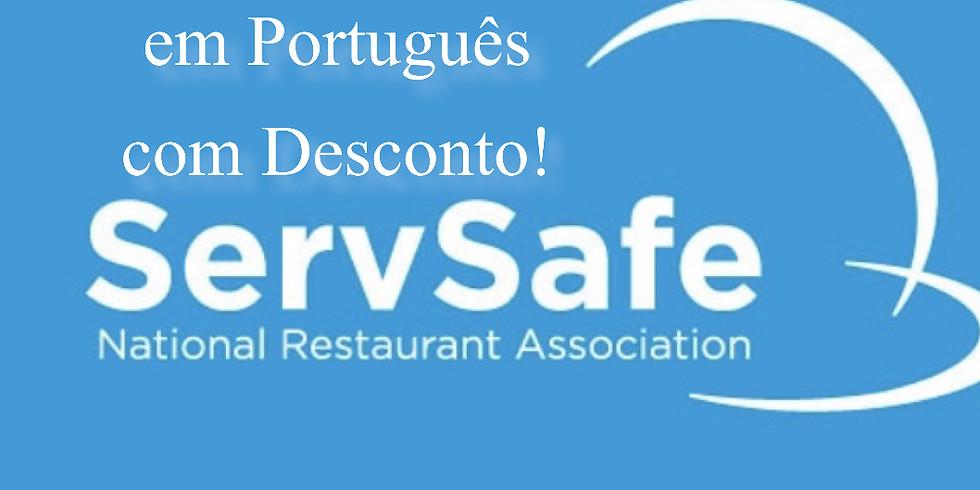 ServSafe AO VIVO em Português 3+ alunos $198 Cada aluno (1)