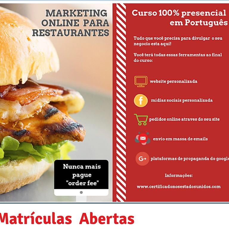 E-Commerce Restaurantes