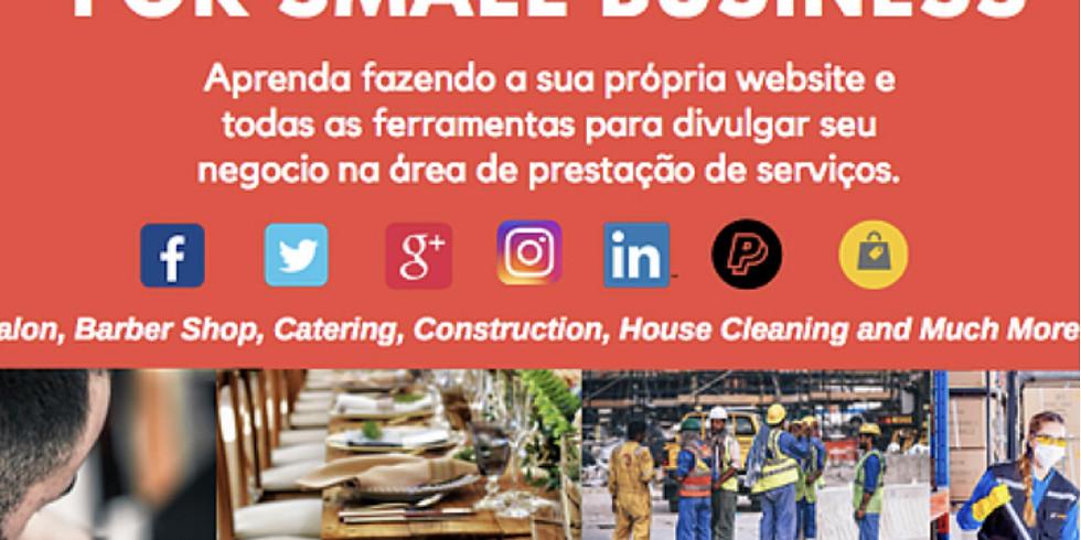 50% OFF ONLINE E-Commerce para Serviços Português