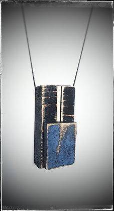 תלם -  שרשרת עץ שובבה וייחודית בעבודת יד