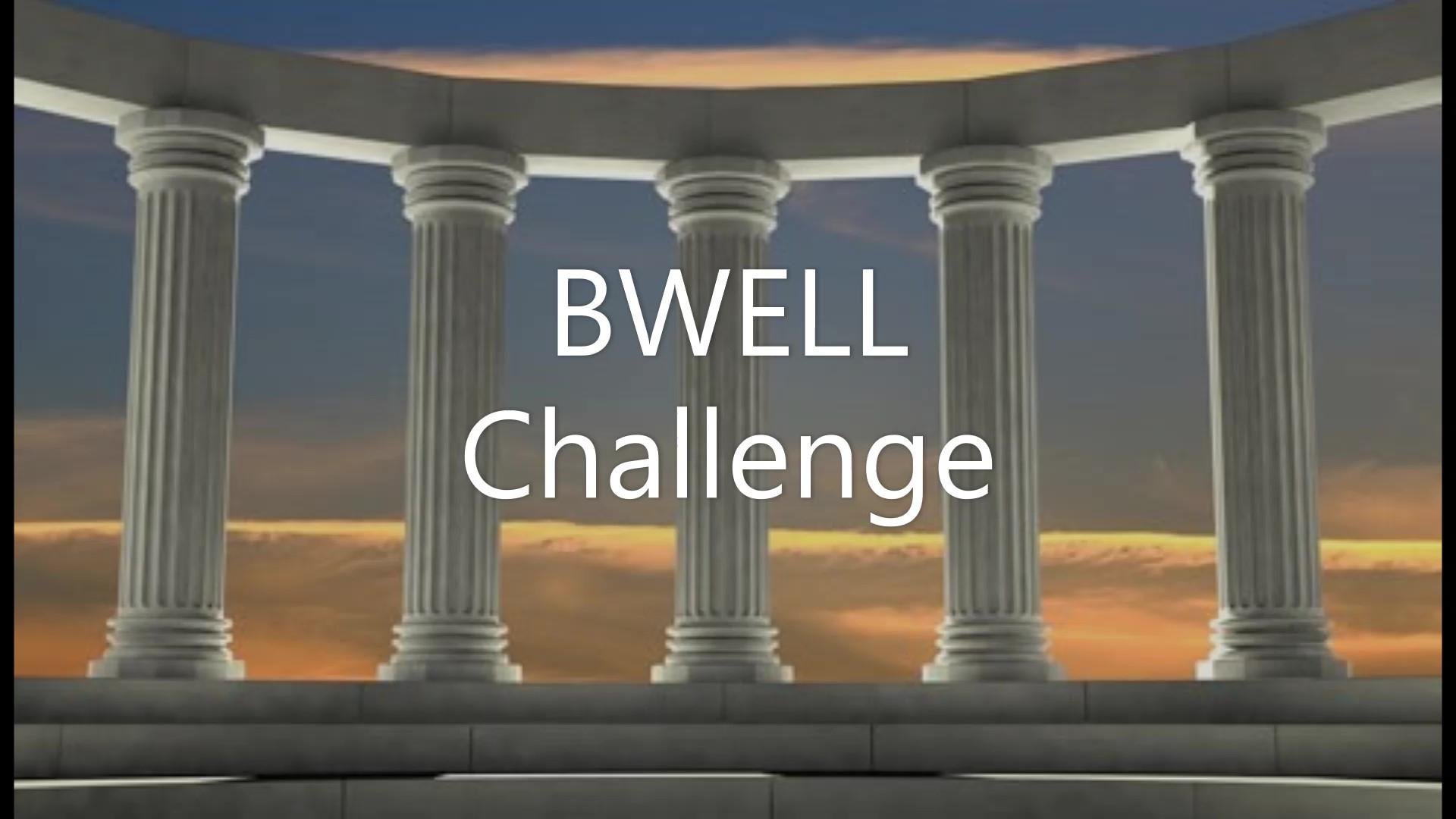 Individual BWELL Challenge