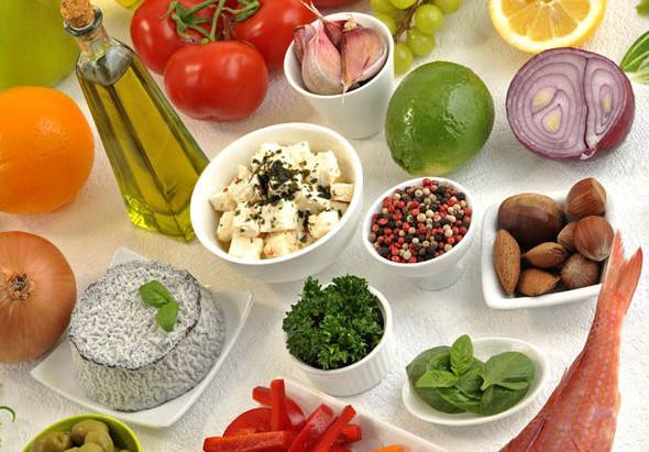 -Mediterranean Style Diet versus Standard American Diet-