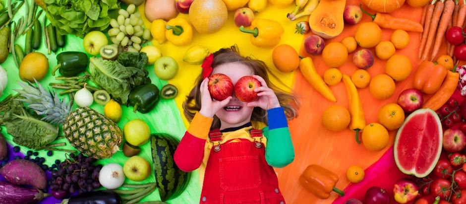 Helping Children Avoid Chronic Diseases