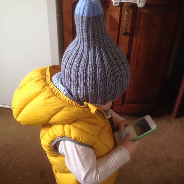 Fashion style 💙😎🤘_#i_loveknitting #vscoknit #knitting_inspiration #knitwear #knittingaddict #vsco