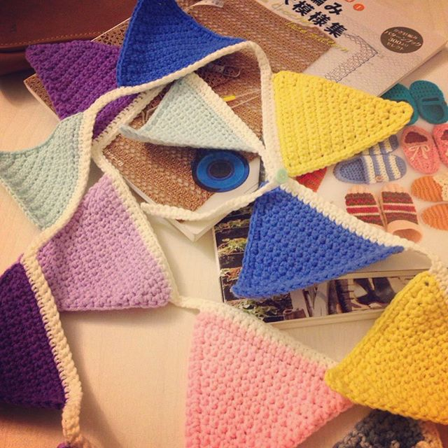 Украсим детскую с любовью💕🍭🍬🍼#love #like #instamama #instagram #crochet #crochetbaby #handmade #