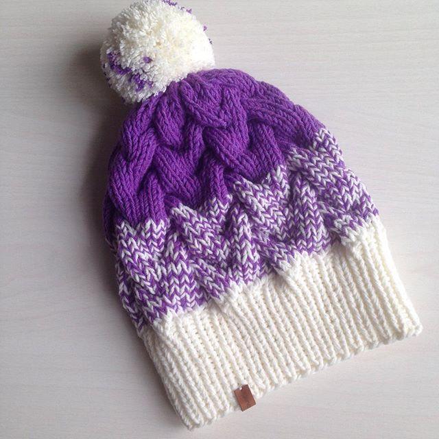 Виноградная шапочка для модниц 💜💜💜!!! 5-6 лет (52-54см) 1800₽  на осень, весну 🍂☀️🍃 Очень мягка