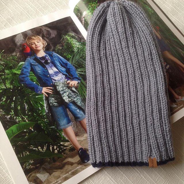 New style for boys 💙😎🌚!!! #knit #knitting #knitwear #knittingaddict #knittinglove #knitting_inspi