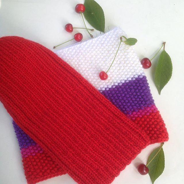 Этот комплект 🍒🍒🍒 ещё свободен 2000₽; 1200₽ шапочка; снуд 1000₽!!! #вязание #вязаниеспицами #вяза