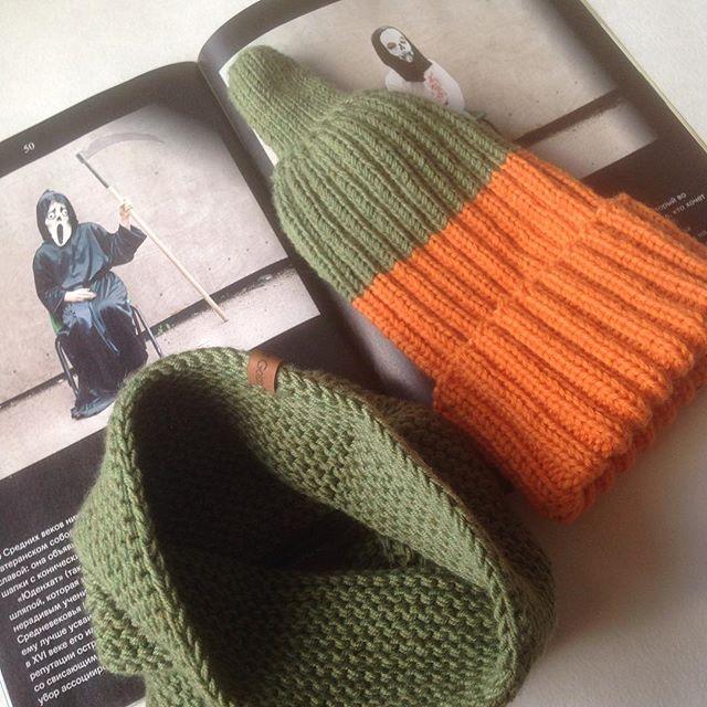 Helloween 🎃🎃🎃_)_#knit #knitting #knitwear #knittingaddict #knittinglove #knitting_inspiration #kn