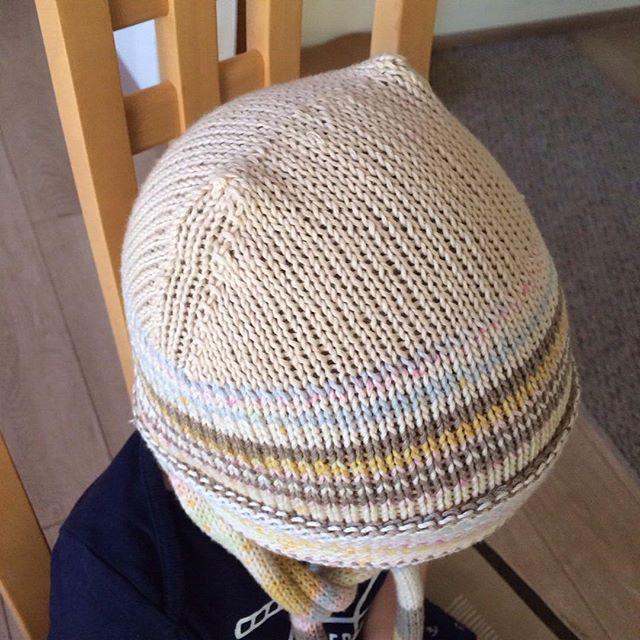 Можно носить и с подворотиком🐒🙃🙂! Отфоткали и отправили купаться🐳! #вязание #вязаниеспицами #вяз