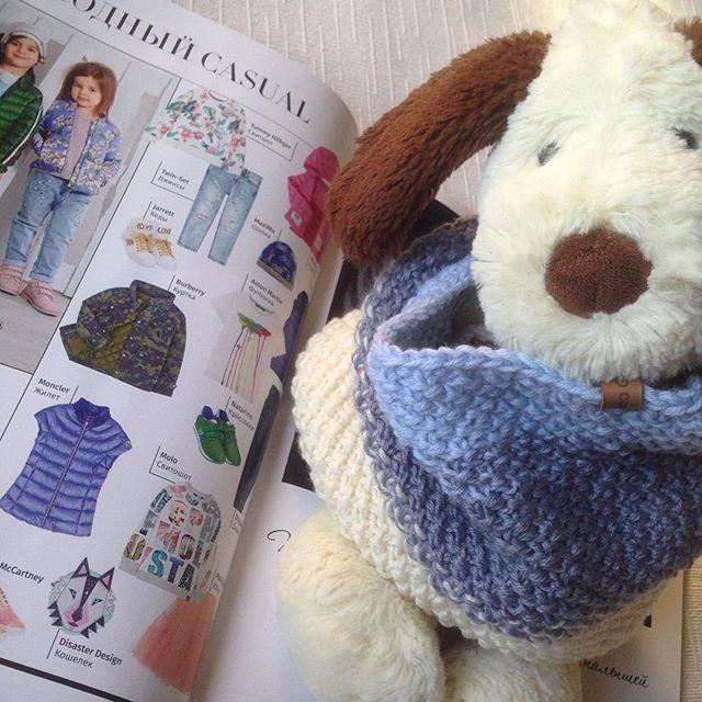 Наши стильные малышки 💙💙💙 #knit #knitting #knits #knitwear #knittingaddict #knittinglove #i_lovek