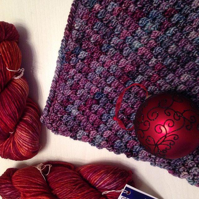 Снуд крючком #malabrigoyarn #malabrigomecha ❄️❄️❄️ #crochet #wool #snood #handmade #knitting #babybo