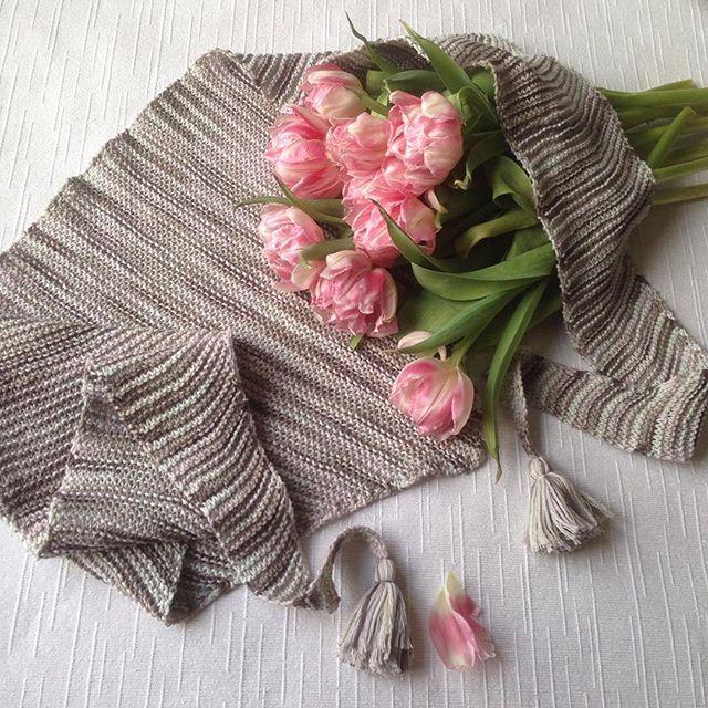 Красивые вещи, для красивых девушек🌸🌸🌸! Он бесподобен💕🌸💕🌸💕🌸💕#knit #knitting #вязание #вяза