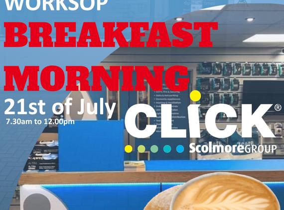 Worksop Breakfast Morning