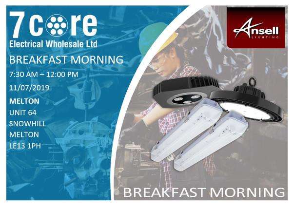 Melton Anesll Breakfast Morning