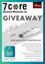 OCTO Giveaway