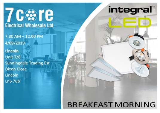 Lincoln Integral Breakfast Morning