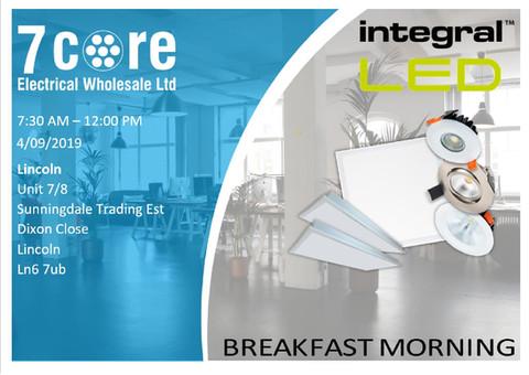 Lincoln Integral Breakfast Morning