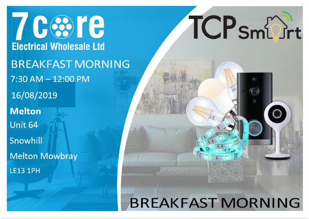TCP Melton Breakfast Morning