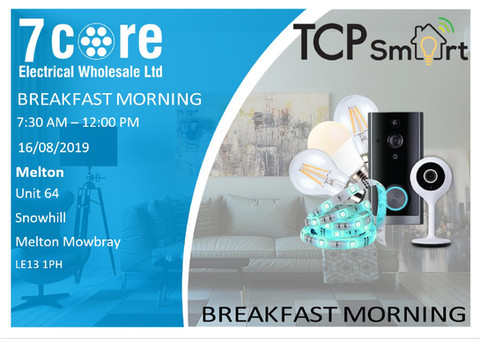 TCP Melton Breakfast Morning