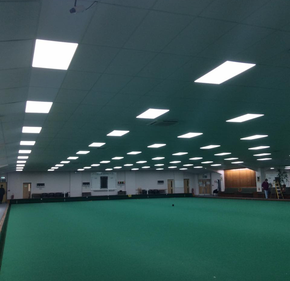 Led Panel Bowling Club