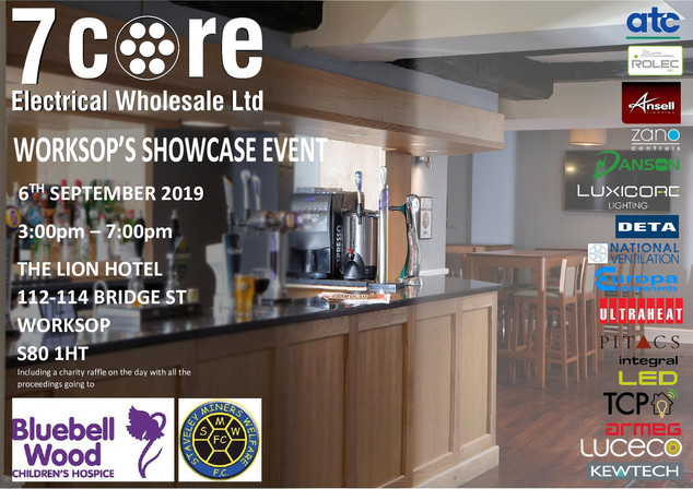 Worksop Showcase Event