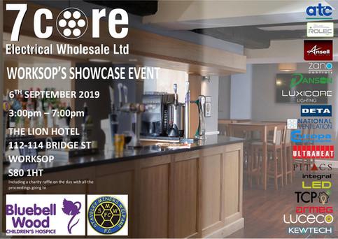 Worksop Showcase Event