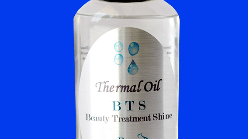 BTS Hair Oil