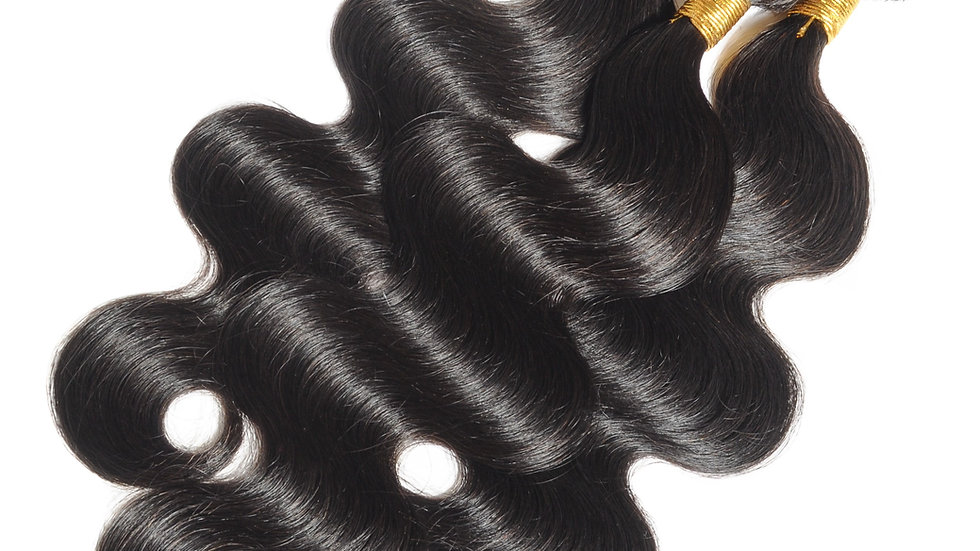 100% Body Wave Human Hair