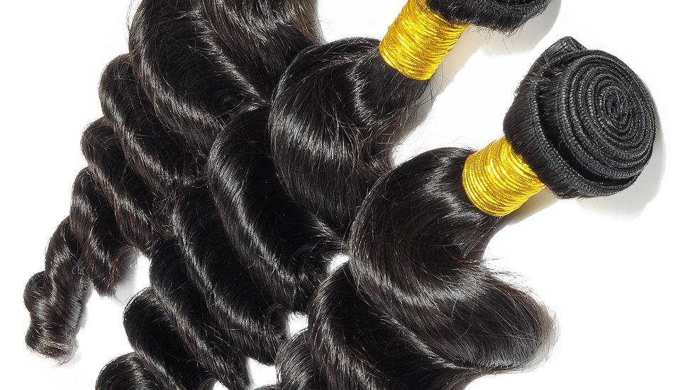 Loose Curl 100% Human Hair