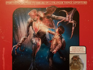 D&D Stranger Things Starter Set Review