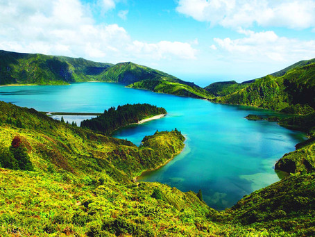 Azores! The most beautiful islands in the world!