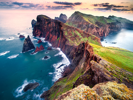 Madeira and its breathtaking landscapes!