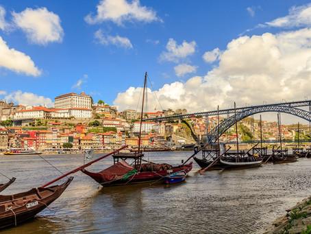 Taste the North of Portugal! Taste Porto! European Best Destination in 2017!