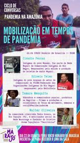 Mobilização em Tempos de Pandemia (22/04)