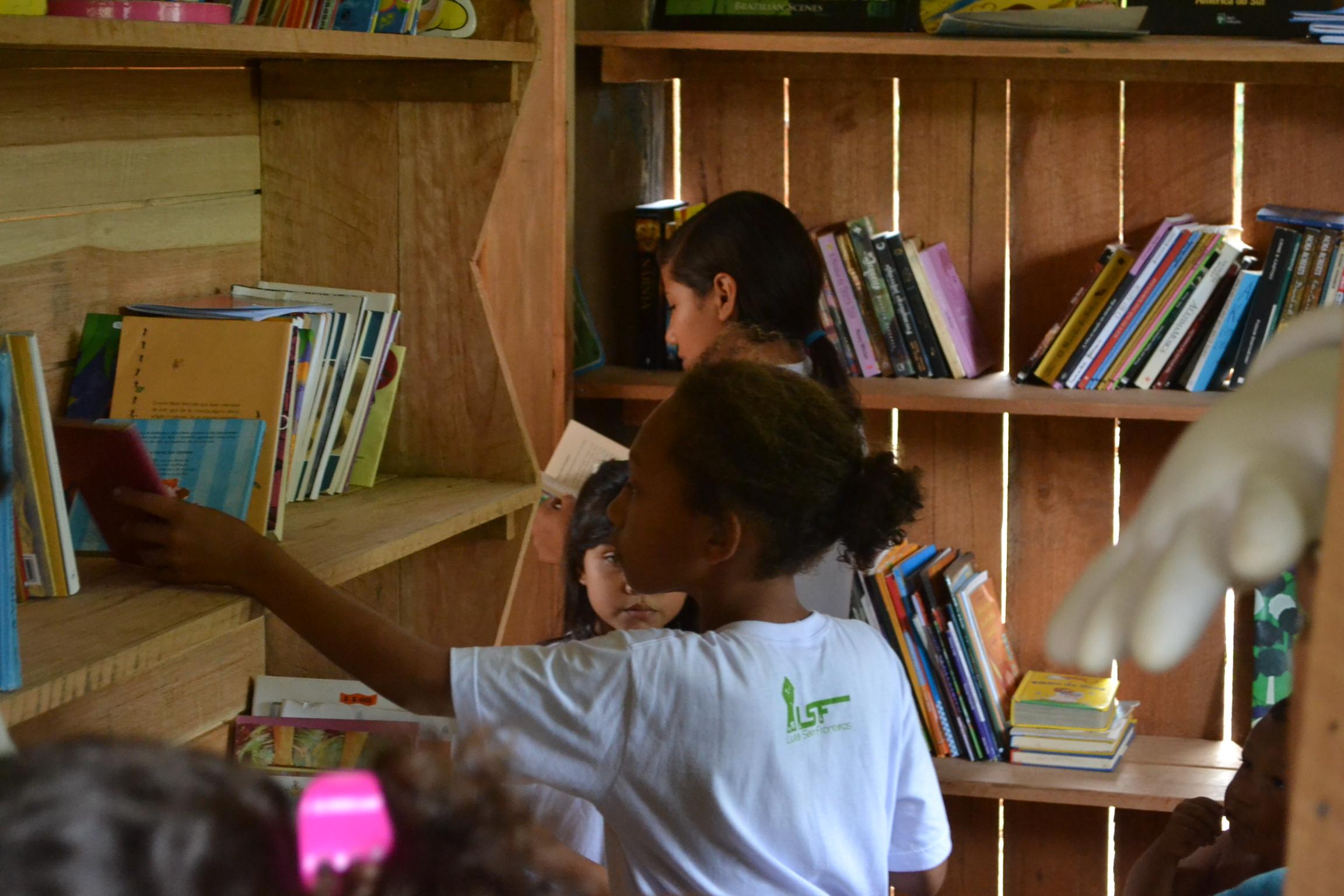 Bibliotecas Comunitárias